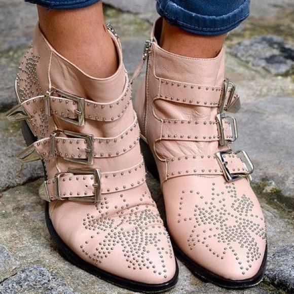 de6c8991 Chloé Susanna Boots Size 35.5